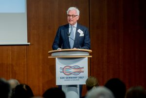 Picture of John Danilovich, Secretary General of International Chamber of Commerce