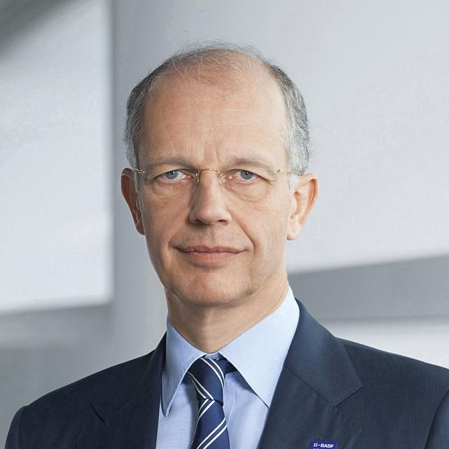 Picture of Dr. Kurt Bock, CEO BASF