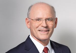 Picture of Dr. Rudolf Staudigl, CEO, Wacker Chemie AG