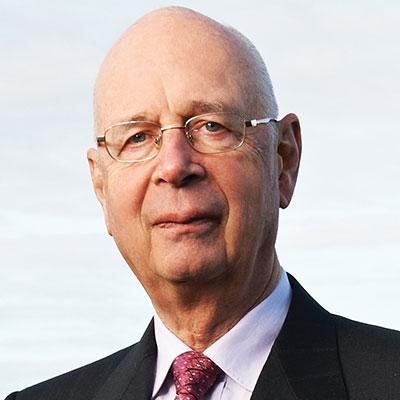 Picture of Prof. Klaus Schwab - Executive Chairman of World Economic Forum