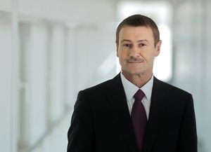 Picture of Klaus Helmrich, Member of the Board, Siemens AG