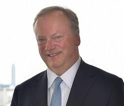 Picture of David Cruickshank, Global Chairman Deloitte Touche Tohmatsu Limited