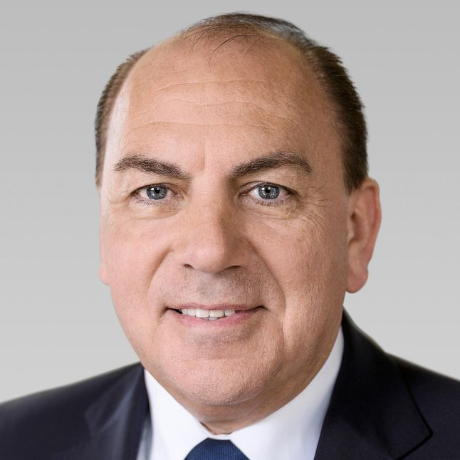 Picture of Axel Weber, Chairman, UBS Group AG
