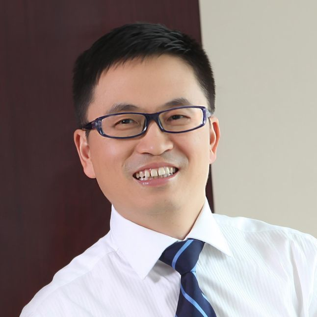 Picture of Zhang Lei, Founder & CEO, Hillhouse Capital Group