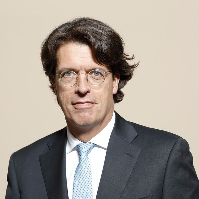 Picture of Klaus Rosenfeld, CEO of Schaeffler AG