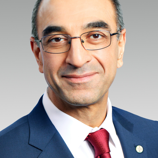 Kemal Malik, Member of the Board of Management, Bayer AG
