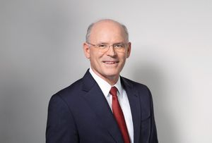Picture of Rudolf Staudigl, President and CEO of Wacker Chemie AG