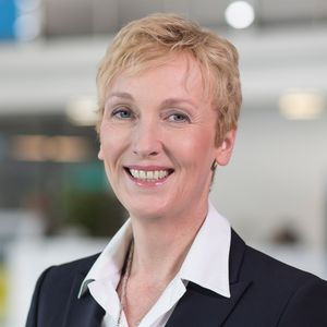 Picture of Sabine Bendiek, Chairwoman of the Management Board, Microsoft Germany