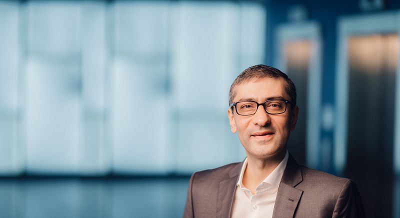 Picture of Rajeev Suri, President & CEO, Nokia