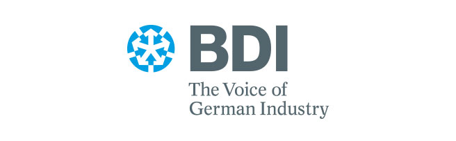 BDI The Voice of German Industry Logo