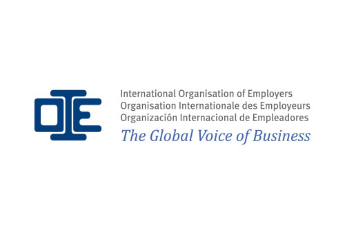 International Organisation of Employers logo