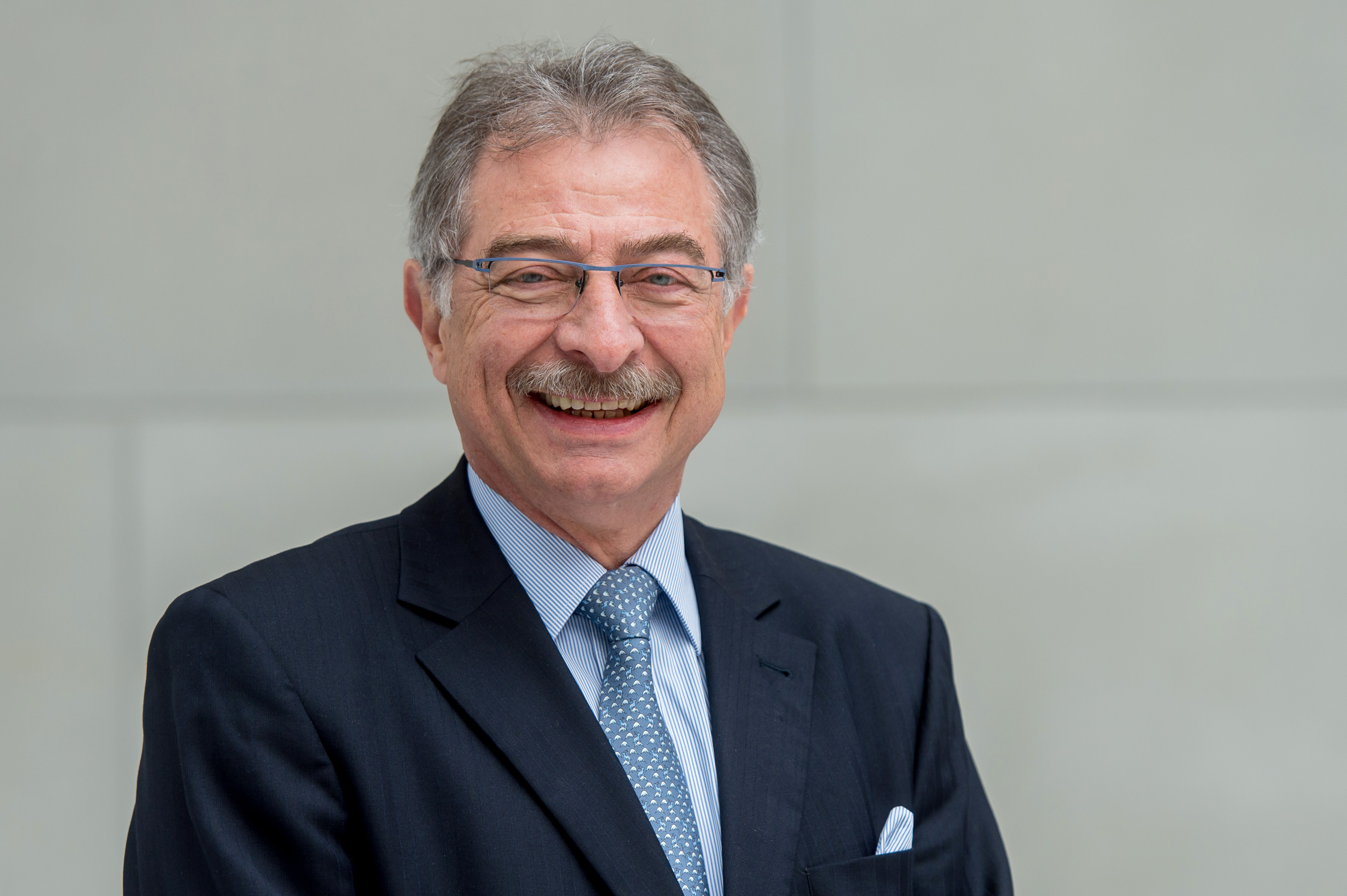 Picture of Prof. Dieter Kempf, President of BDI