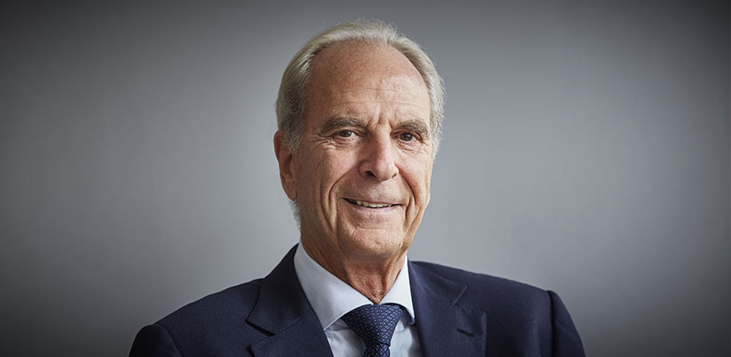 Picture of Dr. Jürgen Heraeus, Chairman Supervisory Board