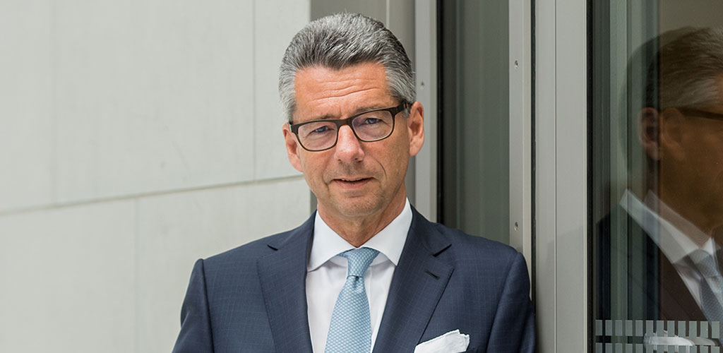 Picture of Ulrich Grillo, President of BDI
